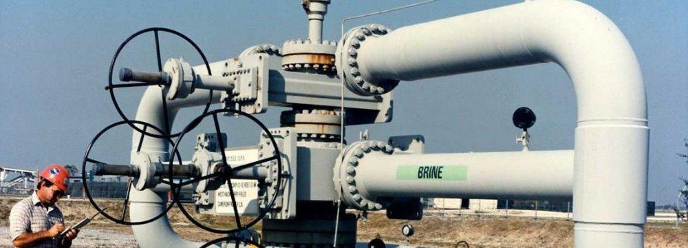 Hydrocarbon Reserves Up 1b Barrels