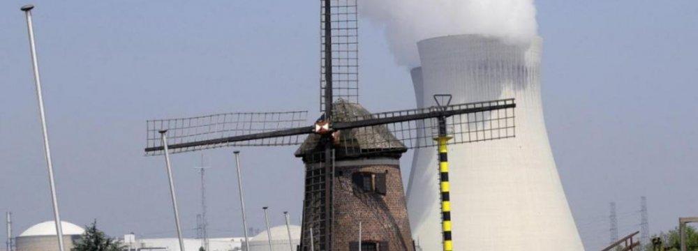 Belgian Nuclear Reactor Shut