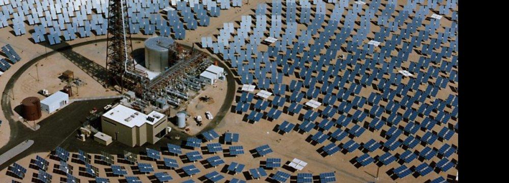 Iran, Spain Sign Renewable Energy Agreement