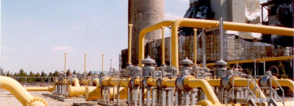 Bid Boland Gas Output