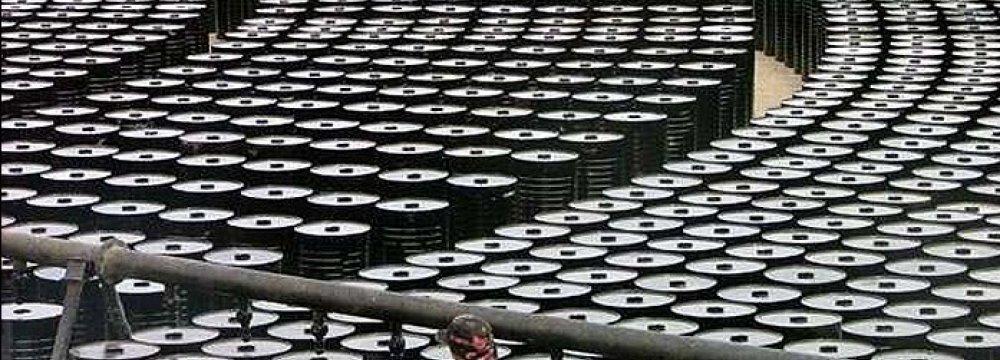 Brent Crude Rebounds