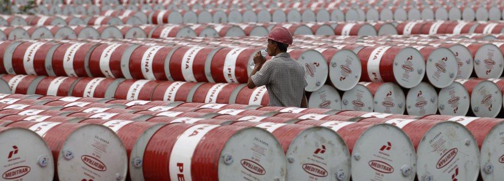 Oil Prices Tumble Again