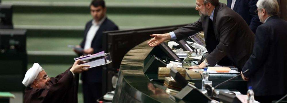 Budget Amendment Targets Oil Investment