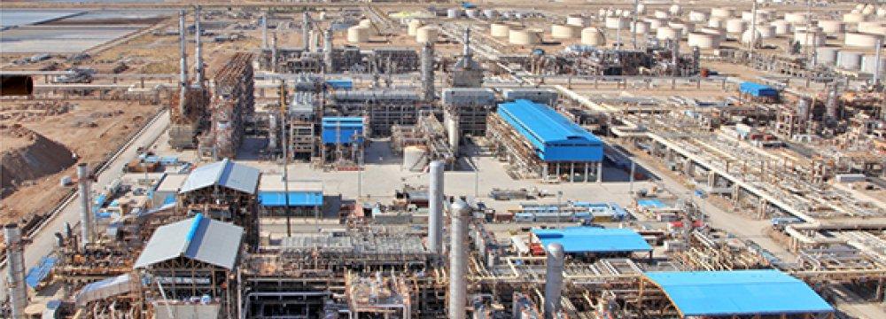 China Financing Petrochem Projects