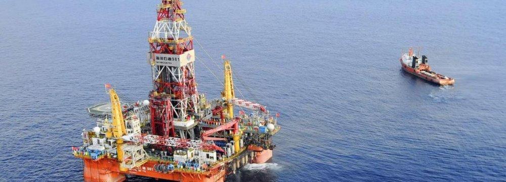 Japan Demands China Halt Oil Exploration