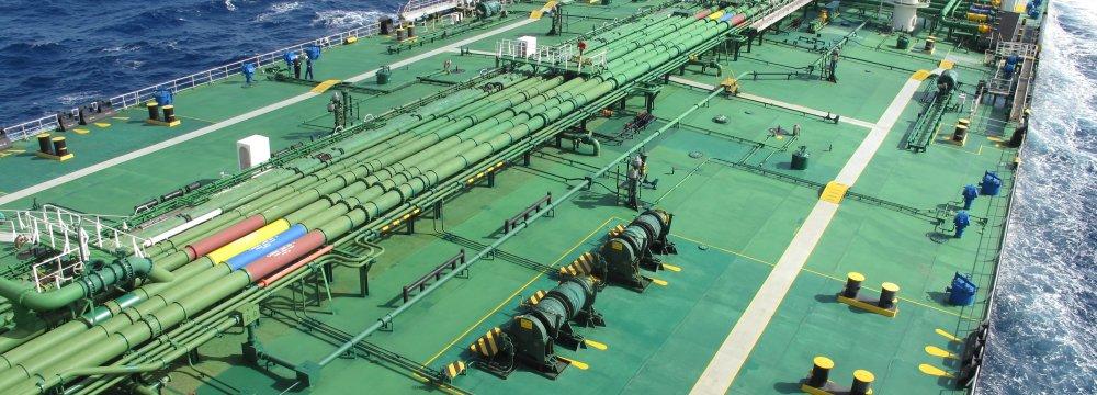 China May Iran Oil Imports Down