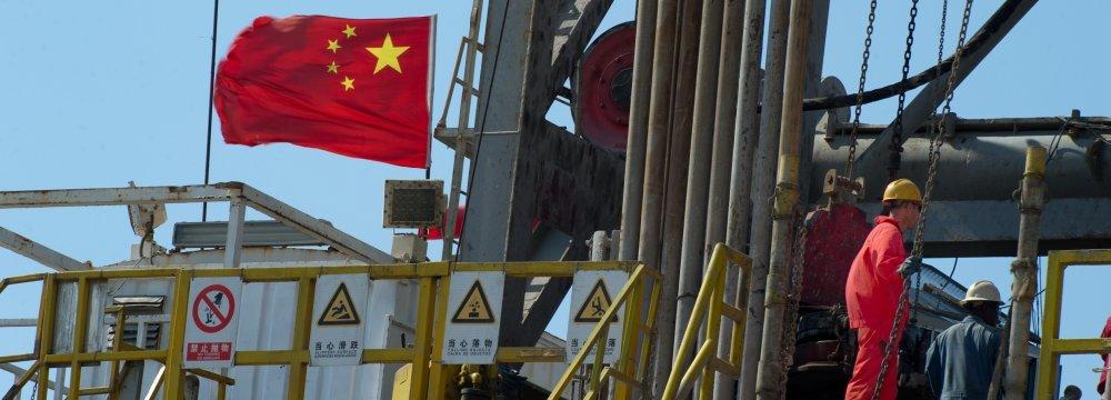 China Oil Imports Rebound
