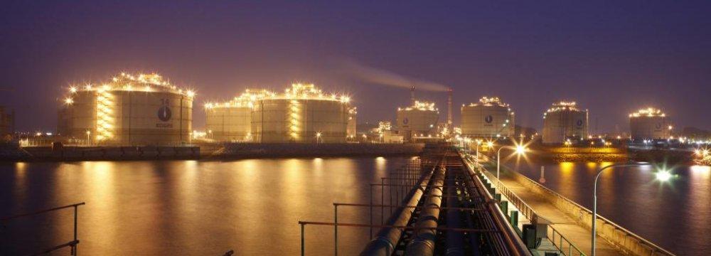 Rise in Condensate Export Capacity