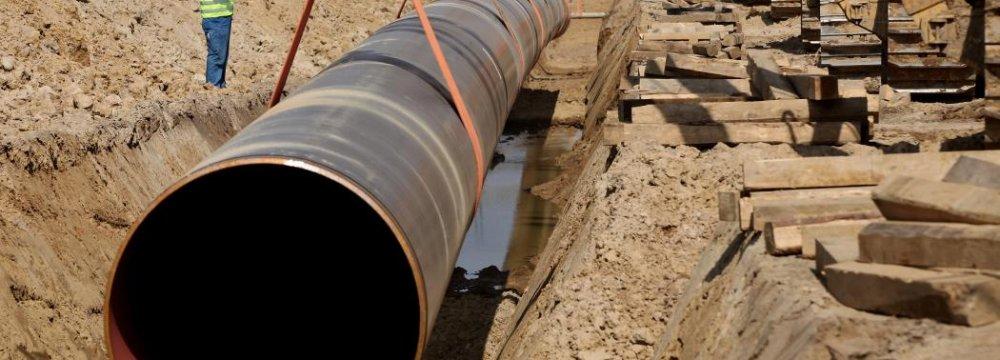Crimea Gas Pipeline Will Go to Turkey