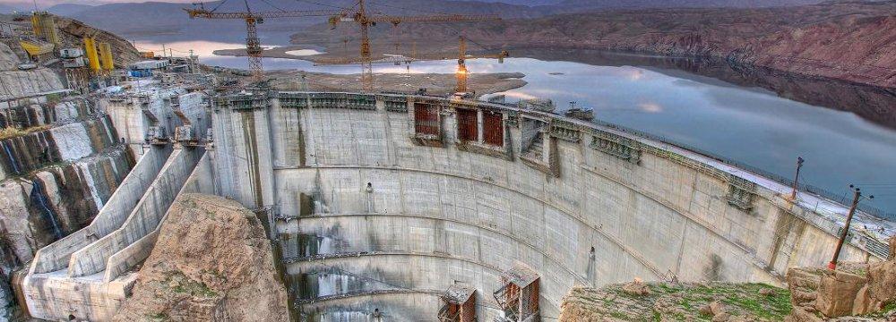 Iran 3rd Top Dam Builder