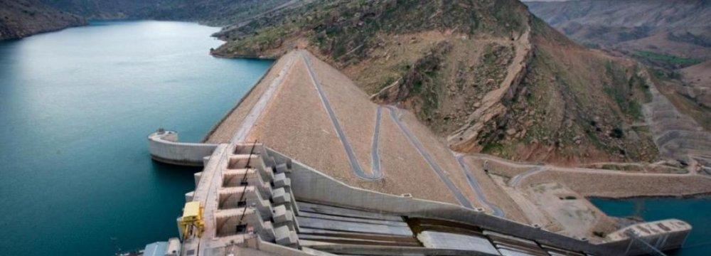 Dam Construction Booming