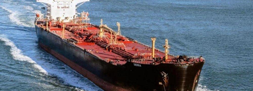 Essar Imports 12% More Iran Oil