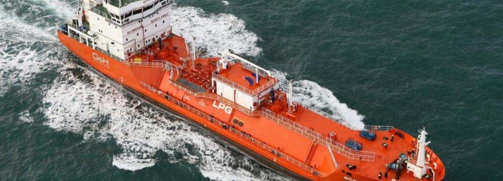 Essar Iran Oil Imports Rise