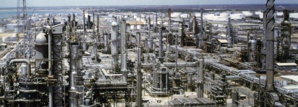 Bushehr Refinery's LPG Production Rises