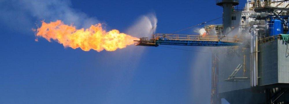 Plans to Utilize Forouzan Flare Gas