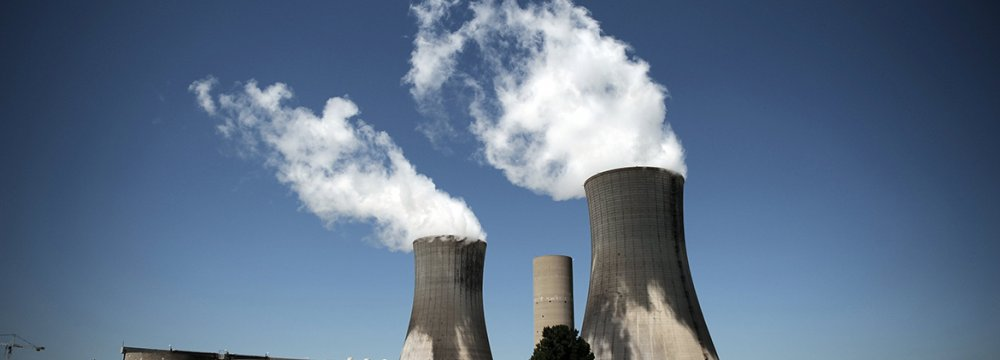 France to Build Nuclear Reactors
