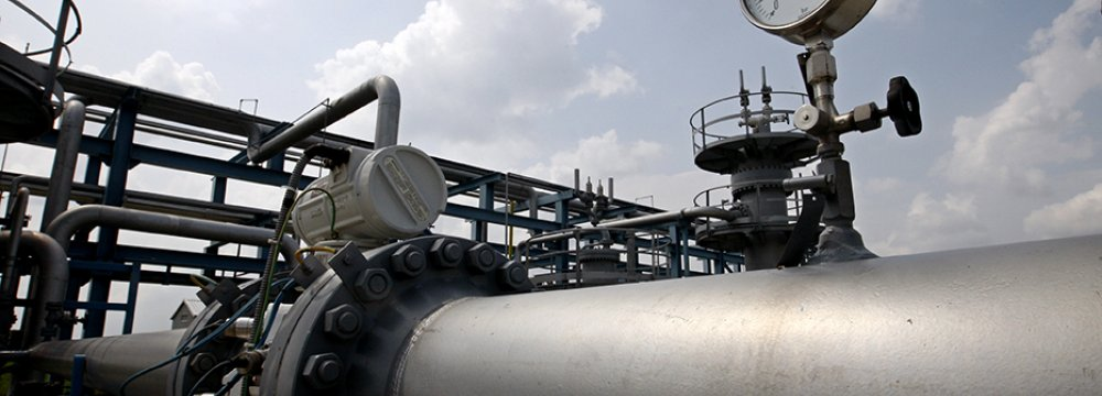Iran Ready for Gas Swap With Russia