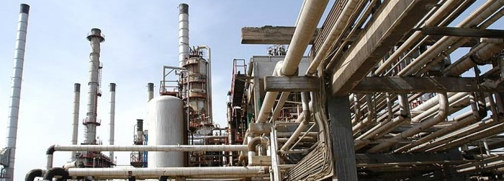 Gas Production Capacity to Rise