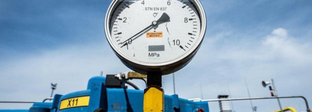 Gas Consumption at 520mcm/d