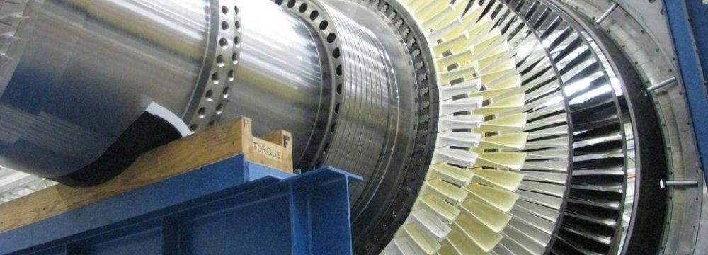 25 MW Gas Turbine Manufactured Domestically