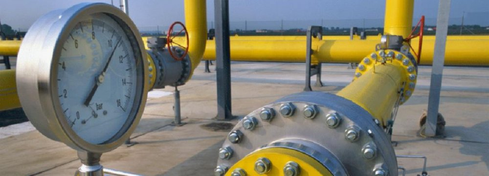 Gas Consumption to Outpace Output