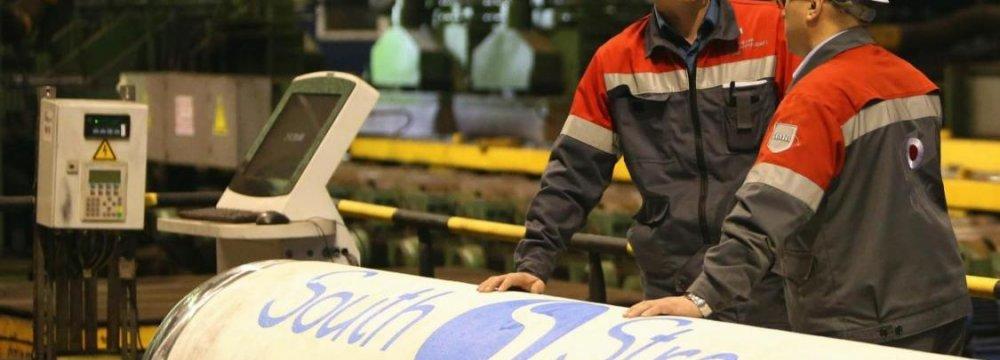 Gazprom, Botas Agree on Turkish Stream Pipeline