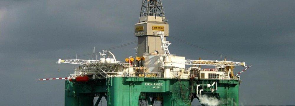Ghana Oil Output