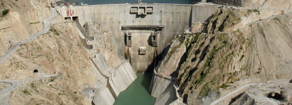 Hydropower Underpins Iran Clean Energy