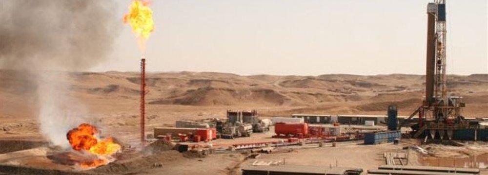 ICOFC Oil, Gas Production Surges