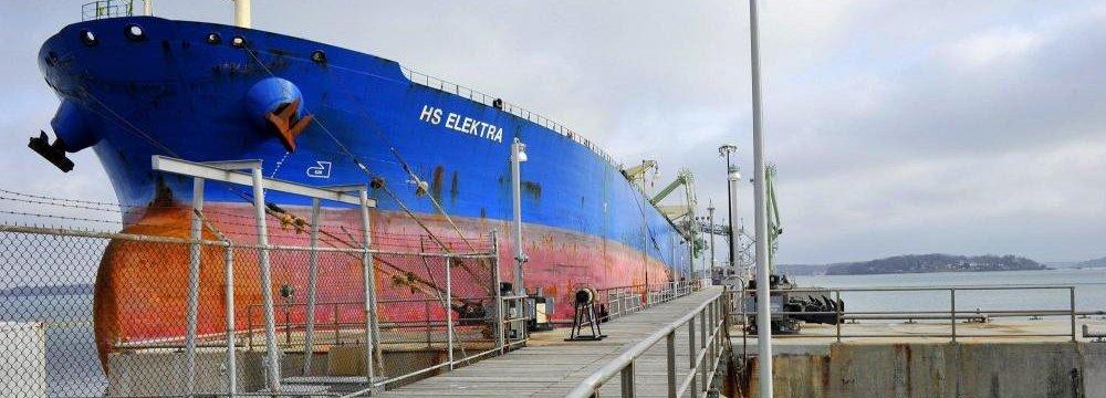 India Imports 42% More Iran Crude