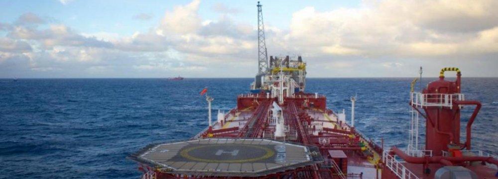 Asian Imports of Iran Crude at 3-Year High