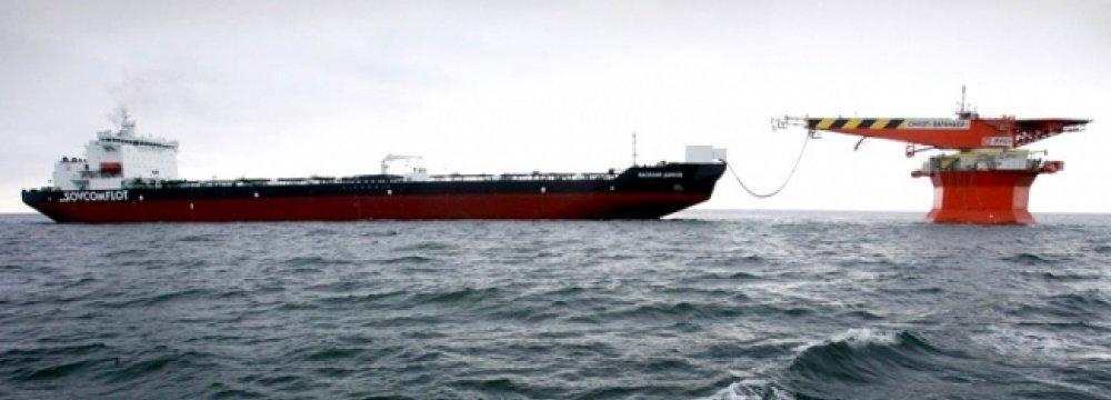 Market Awaiting Iranian Crude