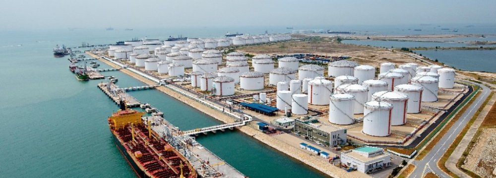 Jask Oil Terminal Needs Investment