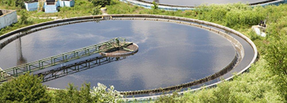 5 Wastewater Treatment Plants  for Khuzestan