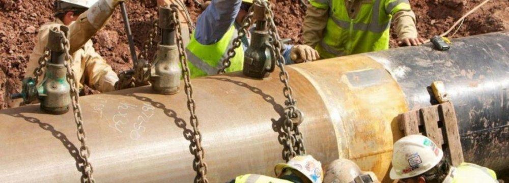 Work Begins on Iraqi Kurdish Pipeline