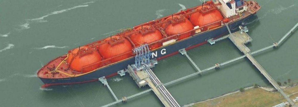 Kuwait LNG Imports to Rise