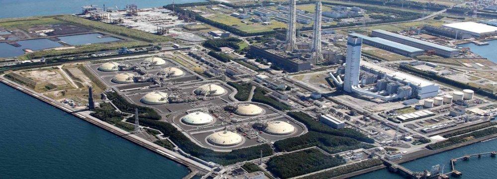 Iran LPG Loading Up