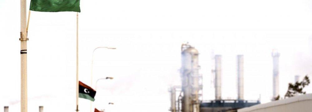 Huge Cut in Libya Oil Output