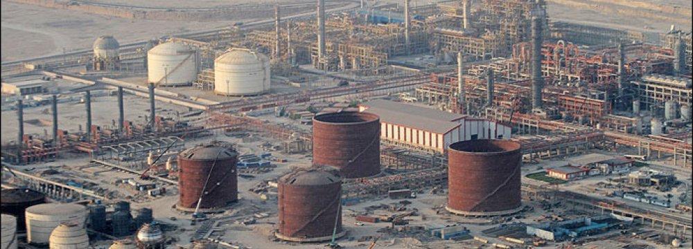 Mahabad Petrochem Complex Complete