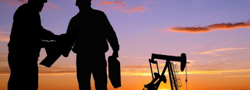 Export of Oil, Gas Industry Equipment at $450m