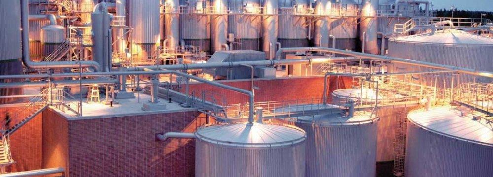 Marjan Petrochem Co. Makes 30% Progress