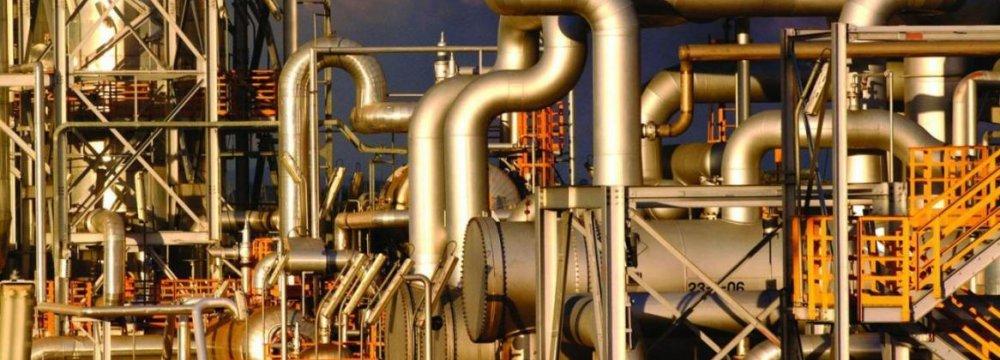 58 Petrochem Plants Under Construction