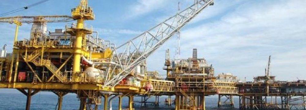 Sohrab Oilfield Drilling Starts