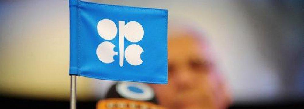 OPEC Output Rises