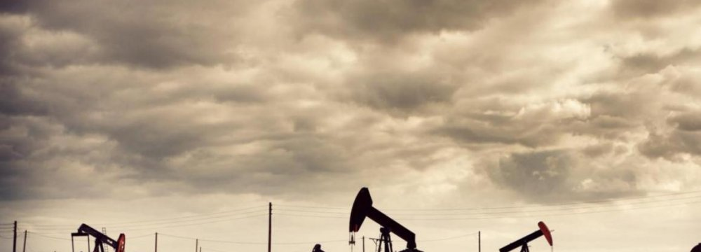 Geopolitical Worries Lift Oil Prices