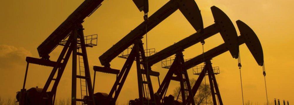 Oil Falls as Glut Overshadows Market