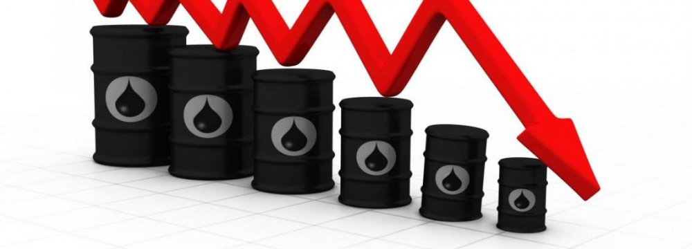 Oil May Slide to $50