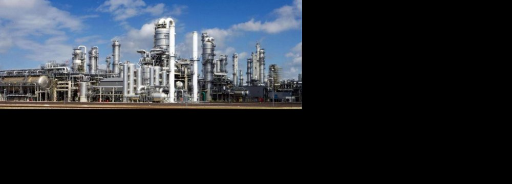 Petchem Output 44m Tons Last Year