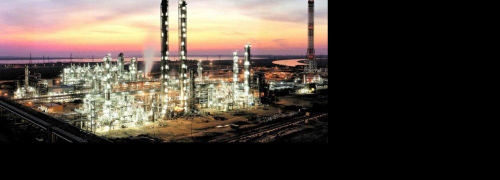 Petrochem Revenues  to Reach $40b by 2021