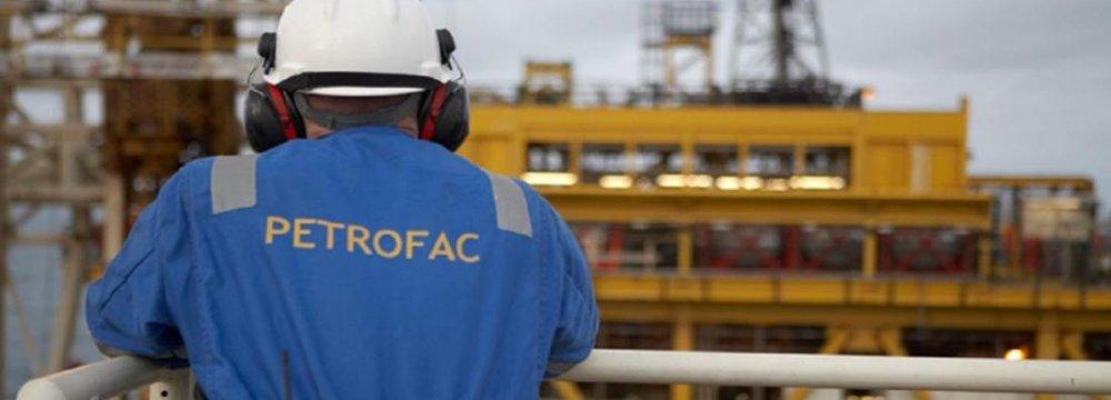 Petrofac Order Backlog Rises to $20.5b